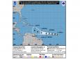Tropical Storm Kirk is heading towards Barbados