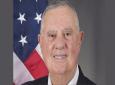 Photo: Newly appointed US ambassador to Trinidad and Tobago, Joseph N. Mondello. Photo courtesy the US Embassy in Trinidad and Tobago.