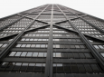 Hancock Building. Photo by Scott Olson (Image copyright 2018 Getty Images. All rights reserved)