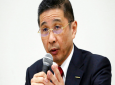Nissan Motor Co. Chief Executive Hiroto Saikawa speaks during a press conference in Yokohama, near Tokyo Monday, Dec. 17, 2018. Nissan's board met Monday but failed to pick a new chairman to replace Carlos Ghosn, arrested last month on charges of violating financial regulations, saying more discussion was needed. (AP Photo/Koji Sasahara)