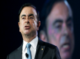 In this March 23, 2016, file photo, Carlos Ghosn, the Chairman and CEO of both Nissan and Renault, speaks at the New York International Auto Show in New York. (AP Photo/Mark Lennihan, File)