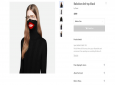 """A screenshot taken on Thursday Feb.7, 2019 from an online fashion outlet showing a Gucci turtleneck black wool balaclava sweater for sale, that they recently pulled from its online and physical stores. Gucci has apologised for the wool sweater that resembled a """"blackface"""" and said the item had been removed from its online and physical stores, the latest case of an Italian fashion house having to apologise for cultural or racial insensitivity. (AP Photo)"""