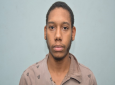 Accused of murder: Hollison Glasgow Jr. Photo provided by the Trinidad and Tobago Police Service (TTPS).