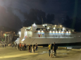 The first group of passengers board the Jean de la Valette on its first voyage from Tobago to Trinidad on July 18, 2019. Photo via Facebook, the National Infrastructure Development Company Limited (NIDCO).