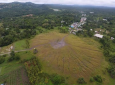Aerial view of Piparo Mud Volcano courtesy AAPG Young Professionals Trinidad and Tobago
