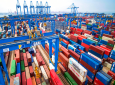 In this May 14, 2019, fiel photo, containers are piled up at a port in Qingdao in east China's Shandong province In this May 14, 2019, fiel photo, containers are piled up at a port in Qingdao in east China's Shandong province. (AP Photo)