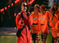 n this Oct. 17, 2019 file photo, Daddy Yankee performs at the Latin American Music Awards, at the Dolby Theatre in Los Angeles. The Puerto Rico reggaeton star is opening a museum Friday, Nov. 22, 2019, in the U.S. Caribbean territory that will be dedicated to his life and the music that made him famous. (Photo by Chris Pizzello/Invision/AP File)