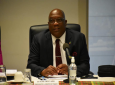 St Kitts & Nevis Prime Minister and Minister of Finance, Dr Timothy Harris