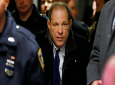 Harvey Weinstein leaves court during his rape trial, Tuesday, January 21, 2020, in New York. (AP Photo/Richard Drew)