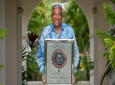 Sir Royston Hopkin, owner of the luxury hotel Spice Island Beach Resort, has died.