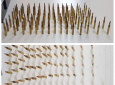 Found and seized: 100 rounds of ammunition