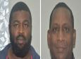 Photo: Marlon Scipio (left), David Subero (right), courtesy Trinidad and Tobago Police Service.