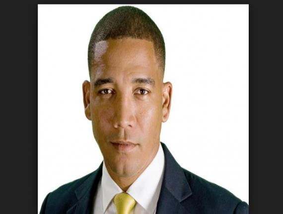 George Town Central Candidate Kenneth Bryan.
