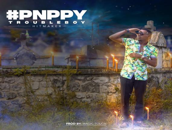 Poster de l'album PNPPY de Trouble