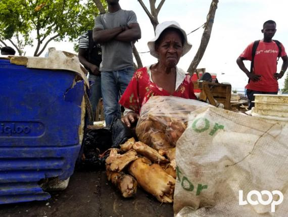 Les bouchers de la Croix-des-Bossales, les nouveaux voisins du Parlement et de la Primature / Loop Haiti