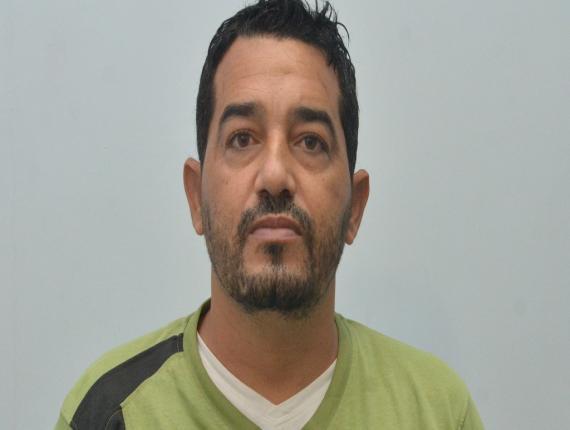 Photo: Aroldo VIdal Gutierrez was charged with the murder of pregnant Venezuelan national, Jhandrys Espinoza. Photo: TTPS.
