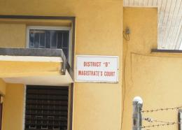District D Magistrate Court.