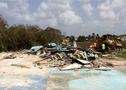 The Foundation Spot (F-Spot) skate park has been demolished.