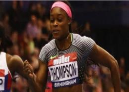 Double Olympic sprint champion Elaine Thompson will not attempt the double at the World Championships.