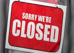 Several businesses have indicated they will close on Monday to allow employees to participate in a joint union-private sector march.