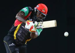 """The Universe Boss"" scored his 63rd T20 half-century in his 50th CPL match"