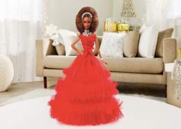 Holiday Barbie 2018
