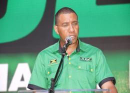 Prime Minister Andrew Holness at last year's JLP annual conference.