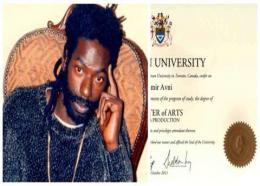 Buju Banton est sorti de prison avec un diplôme de master