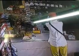 Photo taken from screenshot of video shared via Facebook.