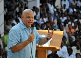 Le pasteur américain, Joel Trimble, en Haiti depuis plus de 44 ans / Crédit photo: Page Facebook du pasteur