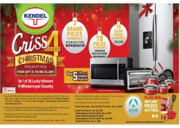 """Get """"Cris for Christmas"""" with Kendel"""
