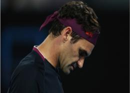 Swiss great Roger Federer.