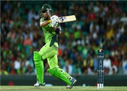 Pakistan wicketkeeper-batsman Umar Akmal.