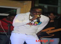 Marzville gave patrons of McBride's a Soca Rush