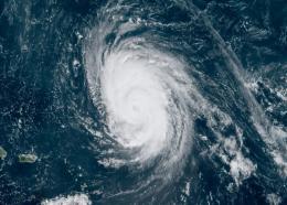 Photo: National Hurricane Centre