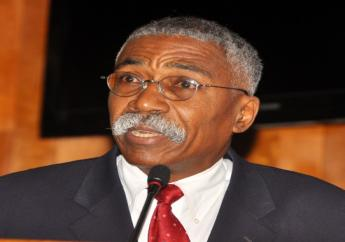 Le sénateur de l'Ouest Patrice Dumont./Loop Haiti