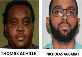 Photos courtesy the Trinidad and Tobago Police Service (TTPS).