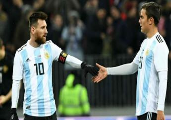 Messi et Dybala. Photo: 90min.in
