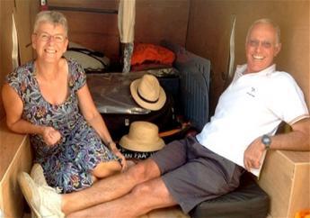 Margaret and Roger Pratt