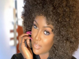 Love and Hip Hop Miami star Amara La Negra flew to Jamaica to model at Fay Ann's band launch