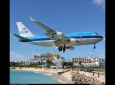 Princess Juliana International Airport in St Maarten
