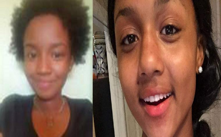 Tishay Thomas 16 years old and Motesha Mothen15
