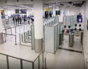 Photo: Security clearance area at Gatwick Airport/Google)