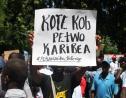 Le mouvement Petrocaribechallenge dans les églises de Jacmel