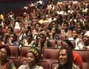 Loop file photo of movie goers at a viewing of Black Panther at Carib Cinema in March 2018.