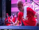 Le musicien Michel Martelly, ancien président haïtien/ Crédit: Page Facebook de Sweet Micky