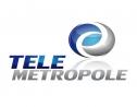 Logo de Télé Métropole, Chaine 52. Page Facebook/Métropole Haïti.