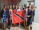 The triumphant Salsa dancers from T&T