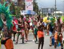 Revellers enjoying themselves during the Carnival Road march last year.