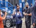 Political Leader of the UNC, Kamla Persad Bissessar